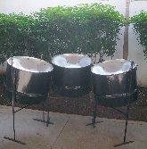 Triple Cello Pan