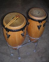 Pair of Congas