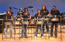 Conventional Steelband