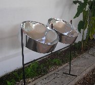 Double Tenor Pan