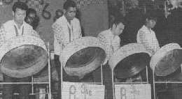 Playboys Steel Band