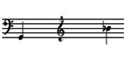 Range of a 4 Cello Pan