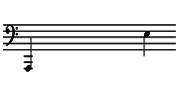 Range of a six Bass Pan