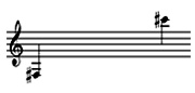 Range of a Double Seconds Pan