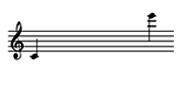 Range of a Low Tenor Pan