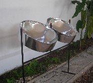 Double Tenor Pan